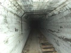 The death tunnel at waverly hills sanitarium