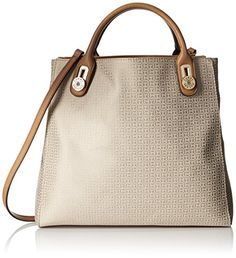 Tommy Hilfiger Tote Bag for Women Elaine Jacquard Khaki Tonal ** Details can be found by clicking on the image. (This is an affiliate link) Leather Shoulder Bag, Leather Bag, Tommy Hilfiger Tote Bags, Luxury Fashion, Fashion Trends, Monogram Tote, Wallets, Divider, Women