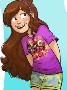 Mabel Pines!!