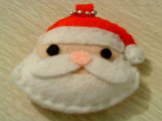 Llavero Santa.
