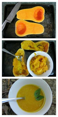 Savory Butternut Squash Soup ~ allergy friendly | 5DollarDinners