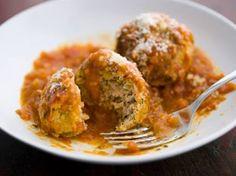 Secondi piatti: polpette di tacchino in salsa di paprika