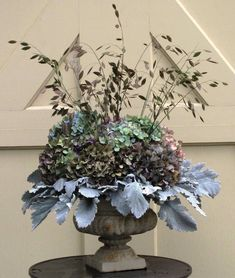 thinking 'slow flowers' year round, with debra prinzing - A Way To Garden Hotel Flowers, Furniture Styles, Unique Colors, Floral Arrangements, Beautiful Flowers, Floral Wreath, Bouquet, Wreaths, Colours