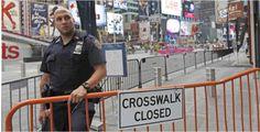 [VIDEO] Alarma en Nueva York por paquete sospechoso | Desalojan...