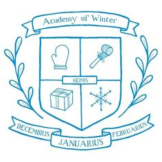 Academy of Winter  white by Dandyville on Etsy, $15.00