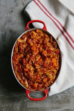 Recipe: Deep-Dish Cabbage and Farro Casserole — Deep-Dish Recipes from Tami Weiser | The Kitchn