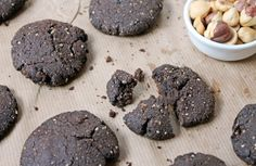 Carrubine -biscotti alla carruba- vegani e senza glutine