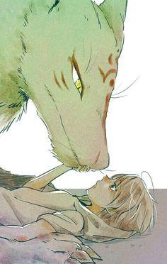 Natsume's Book of Friends Art Anime, Manga Art, Manga Anime, Anime Love, Anime Guys, Natsume Takashi, Shonen Ai, Pokemon Dragon, Hotarubi No Mori
