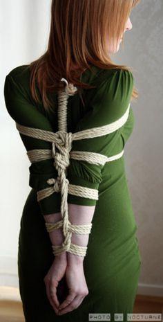 Bondage corsets and equipment