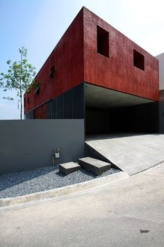 Casa Roja - Dear Architects