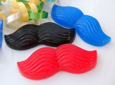 A personal favorite from my Etsy shop https://www.etsy.com/listing/62481197/10-mustache-soap-favors-mustache-party