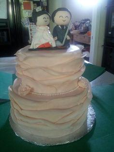 The Wedding Cake Diana, Wedding Cakes, Desserts, Food, Tailgate Desserts, Meal, Wedding Pie Table, Dessert, Eten