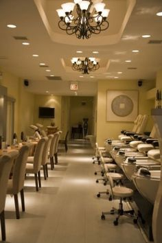 best nail salon interior design nestled amongst the hills of los angeles nail garden a state - Nail Salon Design Ideas