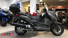 2014 Yamaha YP125R X-MAX Just arrived :)