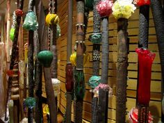 """Happy Fence Friday: """"Indigenous Evolution 2004"""" by carliewired, via Flickr"""