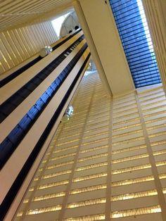 Atrium of the Marriott Marquis