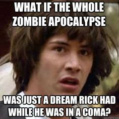 The Walking Dead funny