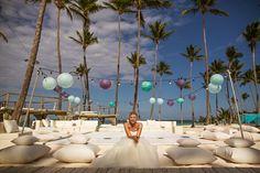 dominican republic wedding photographer. jellyfish. {jessica + kelsey}