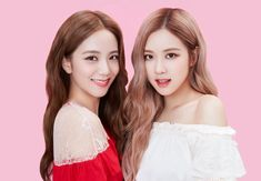 Photo album containing 4 pictures of Jisoo, Rosé South Korean Girls, Korean Girl Groups, Rose Park, Black Pink Kpop, Jennie Lisa, Blackpink Photos, Park Chaeyoung, Blackpink Jisoo, Kiss Me