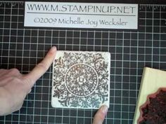 DIY coasters! I bought acorn stamps I cant wait to make my tile coasters :)