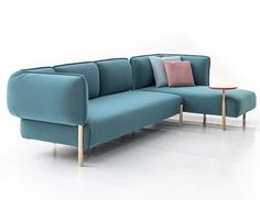 Flexible Modern Modular Sofa by Patricia Urquiola