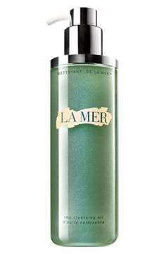 The Cleansing Oil is a detoxifying cleanser that contains precious marine oils and transforms into a luxurious, milky fluid when water is added. La Mer's signature Miracle Broth infuses skin with precious nutrients, immersing it in moisture and energy.