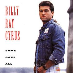 Never underestimate the power of a mullet! Did you know that Billy Ray Cyrus' 'Some Gave All' album was the first debut album by a country singer certified for wholesale sales of 9 million copies! Did America love 'Achy Breaky Heart' or what? Want to relive the mullet days, check out the video for Billy Ray's first #1 country hit 'Achy Breaky Heart': http://todayscountrymusicvideos.com/industry-news/interviews-reviews/artist-pages/video-billy-ray-cyrus-achy-breaky-heart-official-music-video/