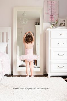 Ballerina Bedroom Makeover Plans | Bless'er House