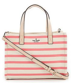 757cf791a5dc kate spade new york Washington Square Striped Sam Satchel Washington  Square