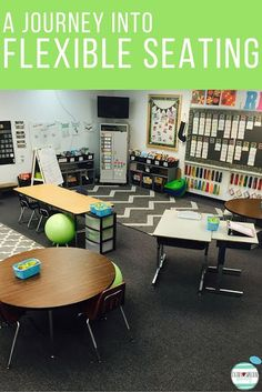 Flexible Seating in