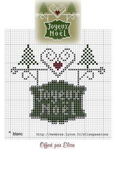 Mes diagrammes offerts - Embroidery... suite - Embroidery - made for you - fil rouge - juillet - cintre couture - 2o1o - A quelques jours de… - abc p'tits coeurs… - Doux Noël ! - chez Elisa