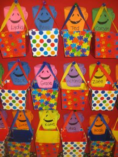 Bucket Fillers (to use with the How to fill a Bucket series)