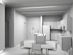 trendy chic kitchen design | kitchen ideas | pinterest, Innenarchitektur ideen