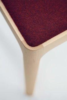 Naoto Fukasawa. 'Hiroshima' small chair. (http://www.naotofukasawa.com (http://www.maruni.com)