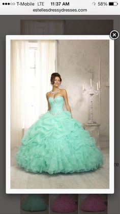 Granny has decided to tie the knot Xv Dresses, Quince Dresses, Prom Dresses, Formal Dresses, Sweet 15 Dresses, Fabulous Dresses, Pretty Dresses, Sweet 16, Bubble Guppies Party