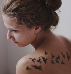 This reminds me of a teamwork story I read as a teenager that explains why birds fly in a v...