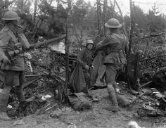 The Second Battle of the Marne named also Battle of Reims (15 July – 6 August 1918) was the last major German Spring Offensive on the Western Front during the First World War.