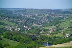 """I fell in love with Holmfirth, West Yorkshire in England when I watched British Comedy """"Last of the Summer Wine"""". I would love to go there someday."""
