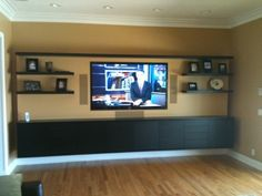 Lastest Low Bookshelves On Either Side Of Fireplace WArt TV Etc Above IKEA