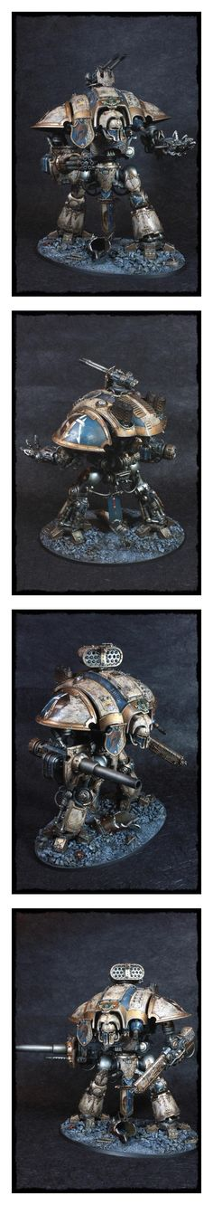 Freeblade Knight - 'the Orphan's Wrath' (1)  DakkaDakka - Wargaming and Warhammer 40k Forums, Articles and Gallery - Homepage   Total! Maximum! Violence! Now!