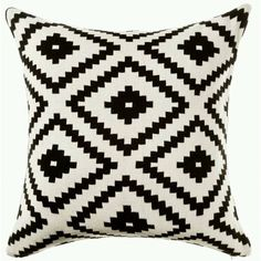 Pillow Cover, Aztec Pillow Cover, 18 x 18 / 20 x 20, varies size... ($22) ❤ liked on Polyvore featuring home, home decor, throw pillows, pillows, aztec throw pillows, tribal home decor, tribal throw pillows, polyester throw pillows and aztec home decor
