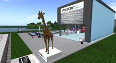 Gordon the ASN Giraffe