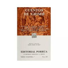 Libro Cuentos De Grimm - $ 80.00