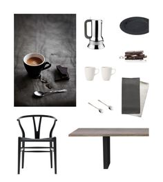 """""""/"""" by darkwood ❤ liked on Polyvore featuring interior, interiors, interior design, home, home decor, interior decorating, Chilewich and Artesano"""