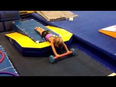 Level 2 July vault circuit. - YouTube