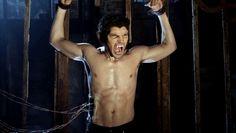 Tyler Hoechlin as Derek Hale in Teen Wolf, season 1