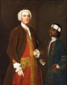 1730s Charles Philips Portrait of a Gentleman