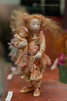 Международный салон кукол в Москве. Часть третья - Чудеса — там, где в них верят, и чем больше верят, тем чаще они случаются.