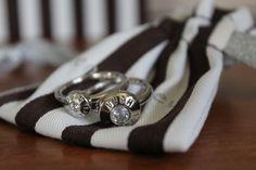 Rivet Stacked Rings from Henri Bendel