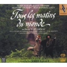 A wonderful collection of pre-baroque music compiled for the movie depicting the life of Marin Marais, Jordi Savall is heard in many of the tracks.